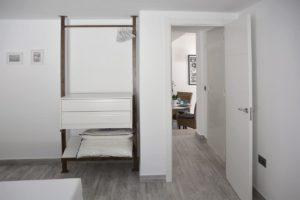 dormitorio apartamentos El Lago en Córdoba