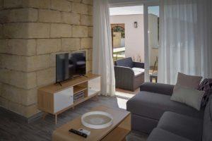 apartamento 3 plazas 1 dormitorio