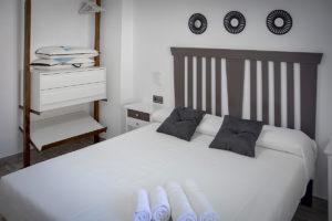 apartamento 4 plazas 1 dormitorio