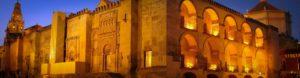 Fachada de la Mezquita de Cordoba