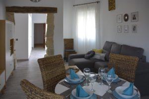 salón apartamentos El Lago en Córdoba