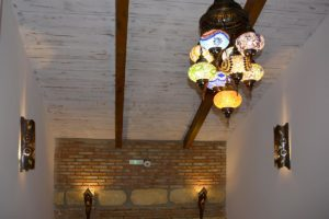 lampara apartamentos El Lago en Córdoba